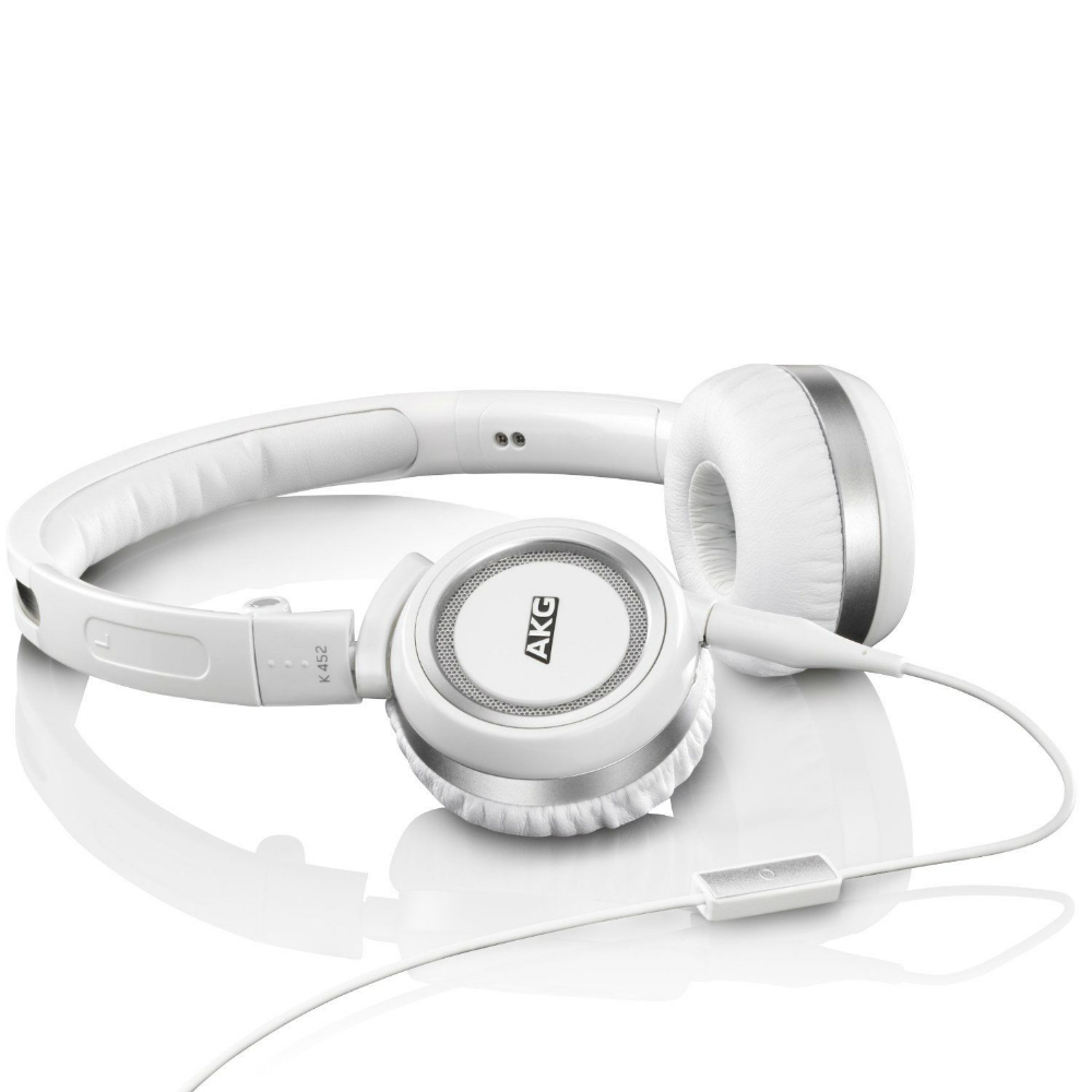 Visualizza offerta: AKG K452 High-Performance On-Ear Headset con Control y Micrófono - Blanco